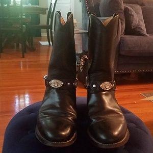 Justin ladies boots